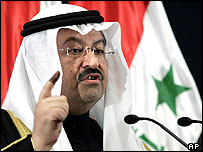 Iraqi President Ghazi Yawer