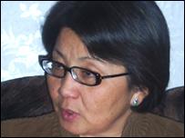 Roza Otunbayeva - archive