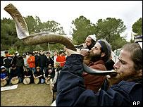 Jewish settler rally