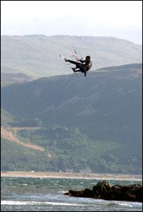 Martyn Hogg from Llandudno