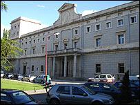 Universidad de Navarra, en Pamplona