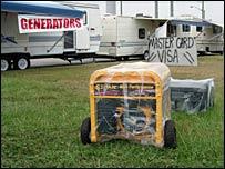Generator shop