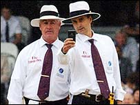 Rudi Koertzen and Billy Bowden