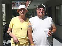 Lilian and Bob Oddo
