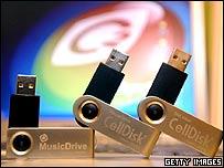 USB memory keys