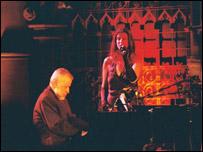 Gustavo Beytelmann y Lloica Czackis