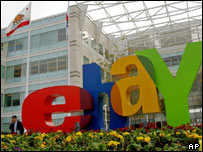 Ebay headquarters, AP