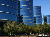 Oracle's headquarters