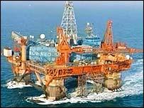 Oil rig - generic