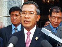 Hun Sen, 3 Jan