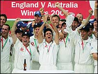 England reclaimed the Ashes with a 2-1 series win this summer