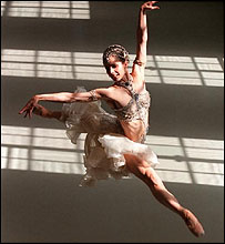 Bbc News Entertainment Cbe For Ballet S Darcey Bussell