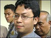 Iwan Darmawan Mutho, alias Rois - 13/9/05
