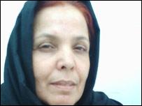 Zarghona Ahmadzey