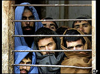 Afghanistan prison