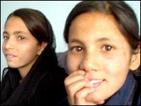 Yasamin and Raziya