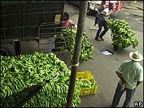 Mercado de banano