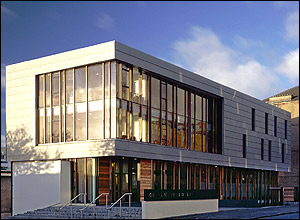 Partick Community Centre for Health - image taken by Andrew Lee