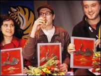 Лауреаты кинофестиваля в Роттердаме