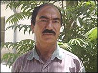 Abdul Hameedi, Kandahari singer