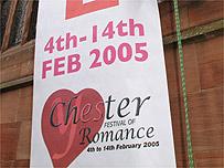Festival of Romance, Chester