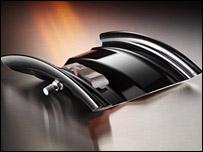 Beru tyre pressure monitor