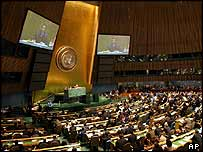 UN General Assembly meets on 13 September