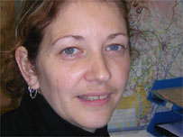 Clare Edwards of Cumbria Community Foundation