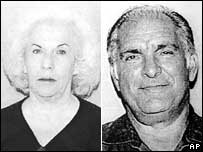 Mable Mangano and Salvador Mangano Sr (photos released by Louisiana Attorney General's Office)