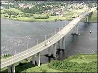 Foyle Bridge, Londonderry