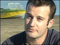 James Leaton of WWF, BBC