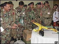 Drone in Peshawar