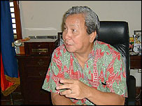 Mayor Lito Atienza