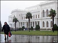 Livadiyskiy Palace in Yalta