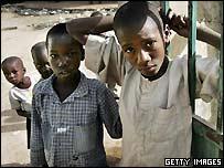 Nigerian boys