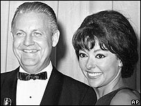 Robert Wise and Rita Moreno