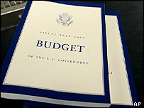 US budget papers