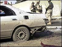 Mosul suicide bombing aftermath