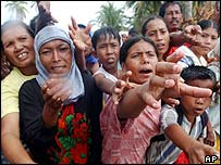 Acehnese refugees
