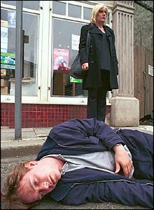 Ian and Cindy Beale from EastEnders