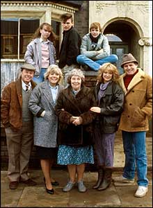 EastEnders' Fowler and Beale families