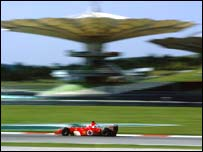 Sepang blends dramatic architecture and a challenging layout for the drivers