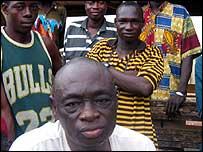 Burkinabe refugees