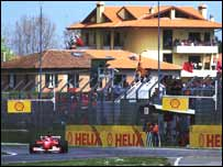 Imola is one of F1's most popular venues