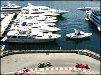 Monaco encapsulates F1 in a single race, highlighting in extremis the glamour and wealth of the most expensive sport in the world.
