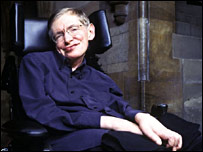 Hawking (BBC/Laurence Cendrowicz)