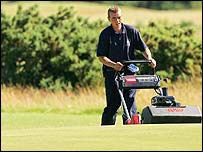 Want to be a greenkeeper?