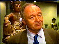 Ken Livingstone at the Victoria & Albert Museum