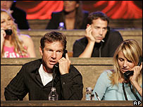 Dennis Quaid and Cameron Diaz