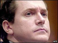 Former WorldCom chief financial officer Scott Sullivan